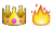 emoji: 'crown' 'fire'